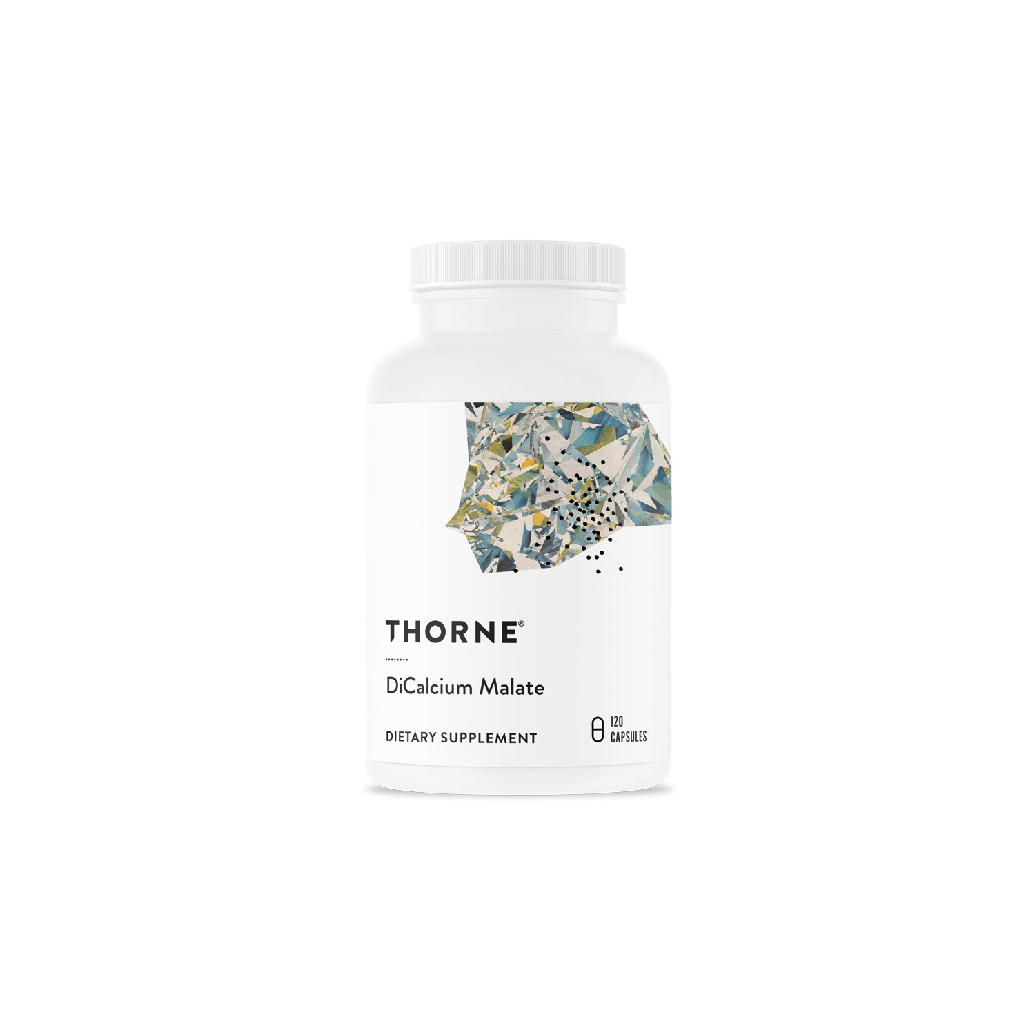 THORNE RESEARCH - DiCalcium Malate 250 mg - 120 caps